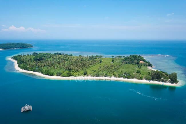 Gili Kedis, Sekotong, Lombok occidentale, Nusa Tenggara occidentale, Indonesia — Foto stock